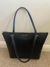 Michael Kors Black Handbag Genuine