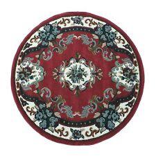Tappeto Chinese Garden Rotondo 160x160 cm. Colore Rosso. N232