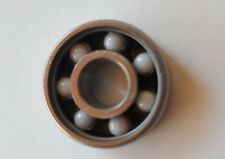1x Zr02 Ceramic Bearing hand fidget Spinner fast tri toy edc center hybrid 608