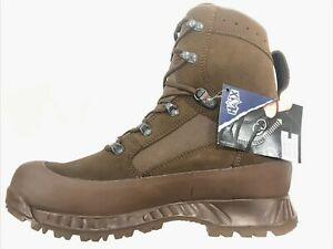 NEW HAIX Boots Desert Combat High Liability Men's Brown Various Sizes
