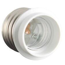 Light Bulb Socket Adapter Medium Base E26 to Candelabra E12 Screw Reducer