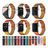 Bandkin Real Leather Single Tour Bracelet For Apple Watch Band Strap Series 4 3