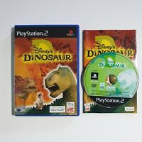 Disney's Dinosaur PS2 PlayStation 2 Game with manual and free uk postage