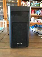 Fractal Arc Midi R2 Case + MSI H110M Pro-VD Motherboard