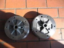 NEU 2X VW Käfer Bremstrommel hinten 113 501 615D 10/57 bis 07/66 5 Loch