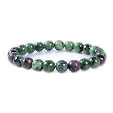 Flourite Stone Womens Bracelet Jewellery Crystal Pain Relief Bangle