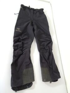 Arc'teryx Women's GORE TEX XCR Ski Snow Pants Made in Canada Size SMALL