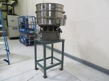 Southwestern Vibrecon Used Shaker Classifier Separator Screen, 460V #7982