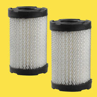 2x Air Filter For Tecumseh LAV50 ECV120 35066 740095 Lesco 050128 Sears 63087A