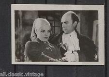 Hilde Krahl Vintage Movie Film Star Trading Photo Card
