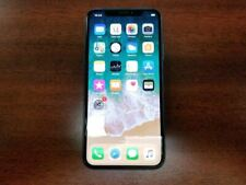 Apple iPhone X A1901 64GB - Space Grey- (Unlocked) Very Good Condition