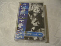 MC Sophie B. Hawkins Tongues and Tails Musikkassette Tape  Columbia 468823 4