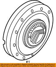 FORD OEM Wheels-Center Cap 3L2Z1130DA