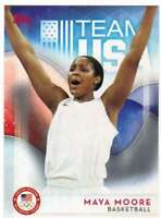 2016 Topps US Olympic Team USA Hopefuls #74 Maya Moore  Basketball