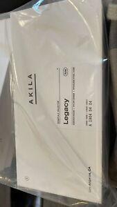 Akila Legacy Raw Collection Gray Cement Handmade Sunglasses