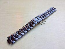 Spare Black Ceramic Strap Fits Emporio Armani AR1422/AR1423 Bracelet/Band AR1468