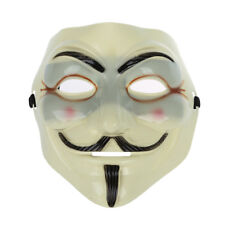 1X(V for Vendetta Adult Mask pack of 10 W4F2)