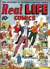 Golden Age Comics 3 - Sparkling Stars Comics & Real Life Comics on DVD