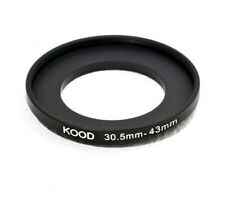 Stepping Ring 30.5mm - 43mm Step Up ring 30.5-43mm 30.5mm to 43mm ring