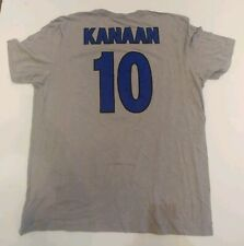 Tony Kanaan 10 Ganassi Racing NTT Data Mens Super Soft Number Tee 1701 2XL