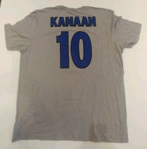 Tony Kanaan 10 Ganassi Racing NTT Data Mens Super Soft Number Tee 1701 Large