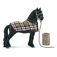 Schleich 42269 - Horse Club Horse care set, Frisian