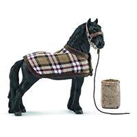 Schleich 42269 - Horse Club Horse care set, Frisian