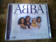 CD ABBA THE MUSIC STILL GOES ON 1996 KARUSSELL