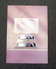 F833 - Advertising Pubblicità - 1988 - SHISEIDO BIO PERFORMANCE