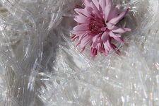 #5 Bugle Crystal Iris Czech Glass Bugle Beads Crafts Jewelry Making/hank