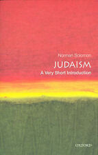 A Very Short Introduction.Judaism.by Norman Solomon(Paperback,2000)End Of Stock!