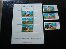 DAHOMEY - sello - yt nº 282 283 aire 109 colección 16 N (Z1) stamp