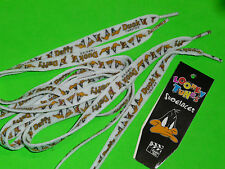 SHOELACES DAFFY DUCK LOONEY TUNES KIDS LACES 80CM **IN AUSTRALIA** SHOE LACES