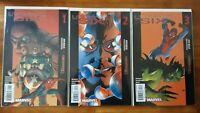 Ultimate Six 1-7 Complete Set Marvel High Grade Comic Book RM13-9