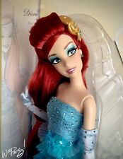 2011 LIMITED EDITION LE Disney Designer Princess ARIEL Fashion Gown Doll