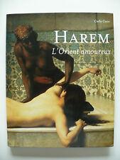 EO 2002 (comme neuf) - Harem (l'orient amoureux) Carla Coco -Place des victoires