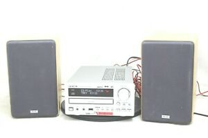 Teac CR-H255 CD Receiver DAB Radio with speakers