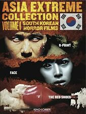 Asia Extreme Collection: Volume 1: South Korean Horror Films [New DVD] Boxed S