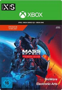 [VPN Aktiv] Mass Effect Legendary Edition Key - Xbox One Series Download Code
