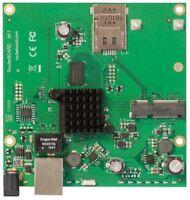 Mikrotik RouterBoard RBM11G 1x Gbit LAN 1x MiniPCIe & 1x SIM 256MB RAM DC Input
