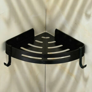 3 Tier Optional Wall Mounted Punch-Free Bathroom Toilet Shelf Storage Holder
