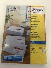 Avery J8162-100 Self-Adhesive Address/Mailing Labels, 100 Labels Ref34