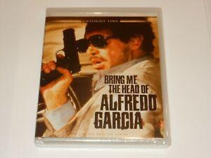 "BRAND NEW TWILIGHT TIME ""BRING ME THE HEAD OF ALFREDO GARCIA"" BLU-RAY LTD/3,000"