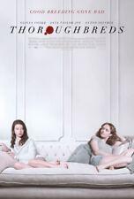 Thoroughbreds - original DS movie poster - 27x40 D/S