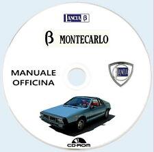 Manuale Officina Lancia BETA Montecarlo e Scorpion.workshop Manual Scorpion USA