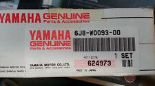 GENUINE YAMAHA 6J8-W0093-00-00 CARB REPAIR KIT (3 CARBS) NIB/NOS