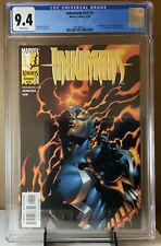 Inhumans #5 (1999) CGC 9.4 First Yelena Belova Marvel Knights Black Widow MCU