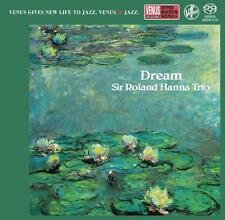Roland Hanna Trio Dream SACD Japan Venus Records Audiophile CD New