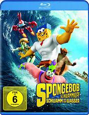 Blu-ray * SPONGEBOB SCHWAMMKOPF : SCHWAMM AUS DEM WASSER # NEU OVP +