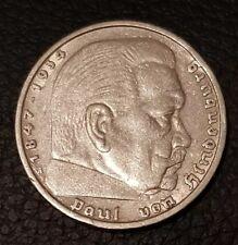 5 Reichsmark Paul Von Hindenburg Günstig Kaufen Ebay